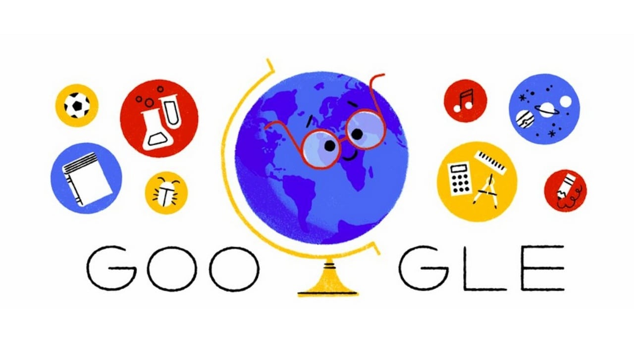 Google Celebrates Teacher S Day Along With The Rest Of