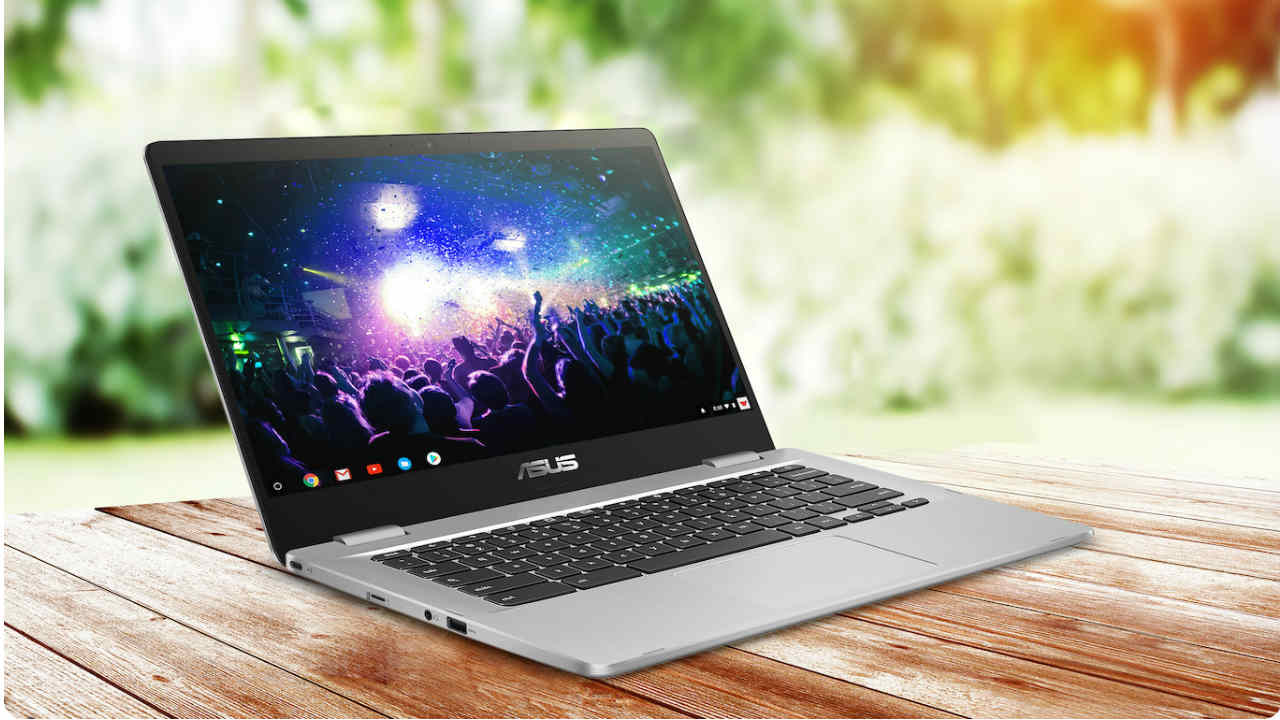 Asus Quietly Announces A 14 Inch Chromebook C423 With