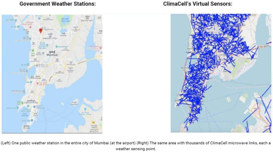 Weather startup ClimaCell out to prove IoT can make forecasts accurate, save lives