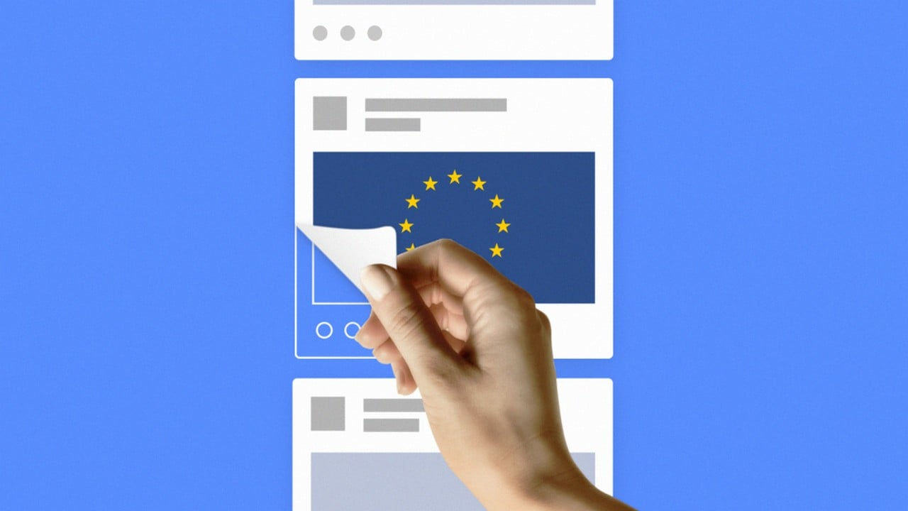Facebook to make it clear what it does with users data and take responsibility says EU
