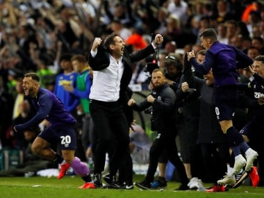 English Championship playoffs: Derby County book final against Aston Villa with thrilling comeback win over Leeds United