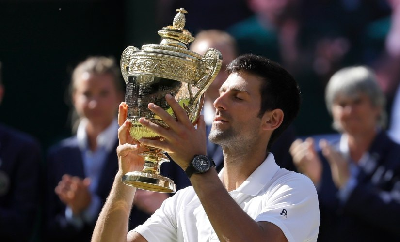 Wimbledon 2019 From eighttime winner Roger Federer to