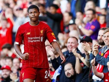 Premier League: Liverpool striker Rhian Brewster has an important role to play, says manager Jurgen Klopp