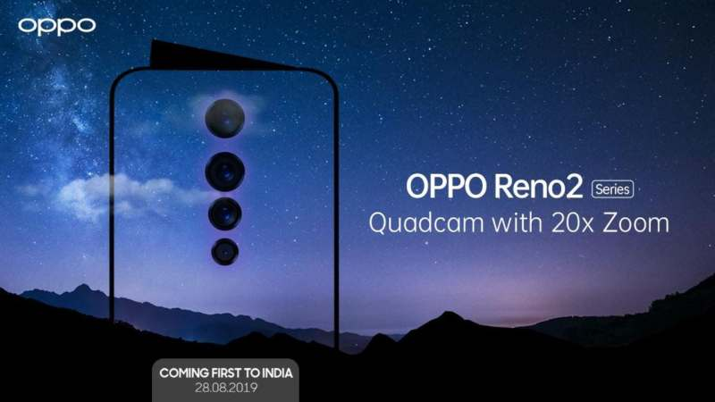Oppo Reno 2A specs and design reportedly revealed days ahead of official launch