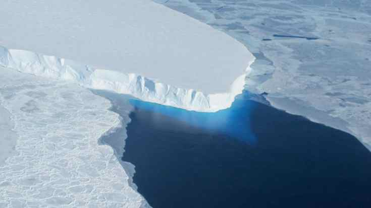 99 percent of the top layer of the permafrost will melt. image credit: NASA