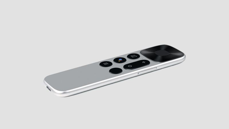 OnePlus TV remote teased by CEO Pete Lau. Image: Pete Lau/Twitter.