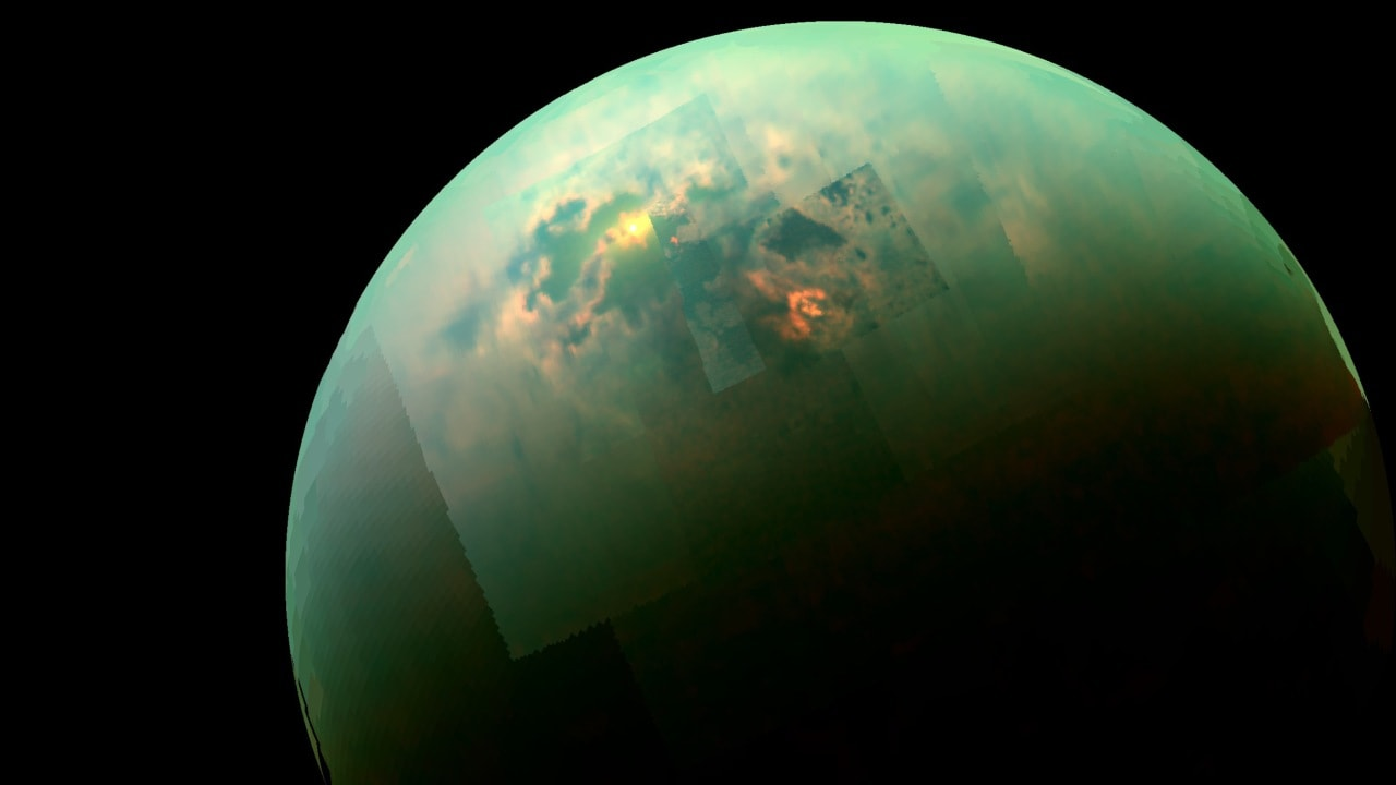 Odd carbon-based molecule found in atmosphere of Saturn's moon Titan- Technology News, Gadgetclock