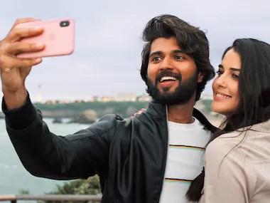 Vijay Deverakonda and Aishwarya Rajesh-starrer World Famous Lover begins  streaming on Netflix - Entertainment News , Firstpost