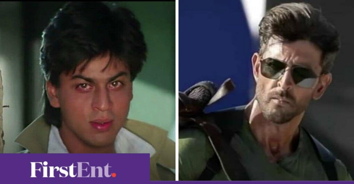 A look at anti-heroes who made villainy fashionable, from SRK in Darr to Hrithik Roshan in War- Entertainment News, Firstpost 116