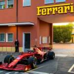 Formula 1 2020 Charles Leclerc Drives His Ferrari F1 Car From Factory To Test Track In Maranello Sports News Firstpost
