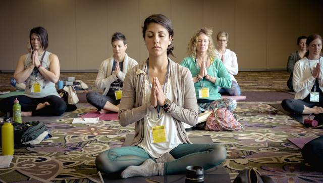 Yoga, meditation and mindfulness can effectively treat long-term symptoms of concussions, study finds