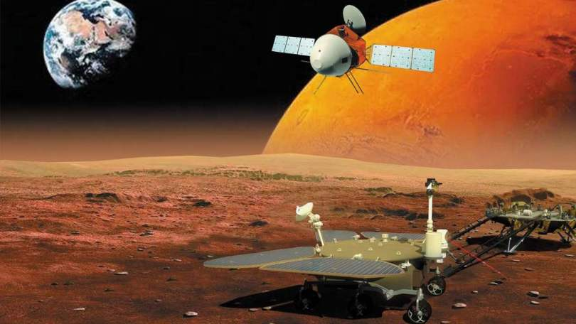 China launches first Tianwen-1 orbiter-lander-rover mission to Mars today; CNSA yet to confirm success