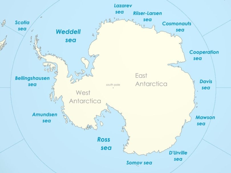 Scientists discover first active methane leak from the sea bed in Antarctica