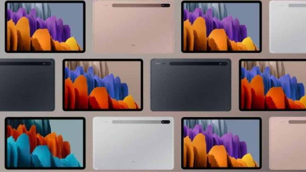 Samsung Galaxy Tab S7, Galaxy Tab S7 Plus specifications and renders leaked ahead of 5 August launch