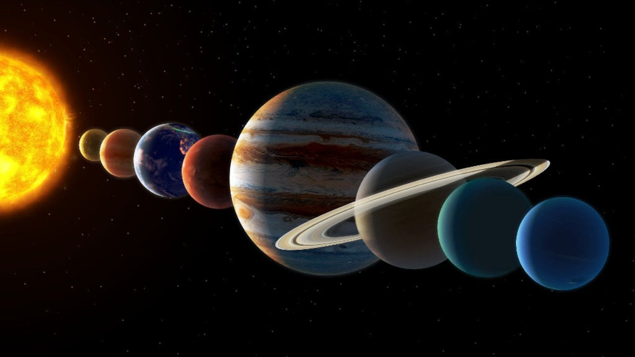 Five planets and a crescent moon to line up in a rare pre-dawn spectacle on 20 July- Technology News, Firstpost