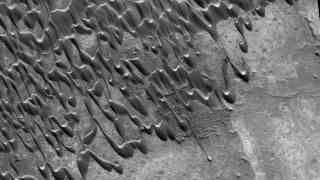Shifting sand dunes in slow migration spotted on Mars for the first time- Technology News, Firstpost