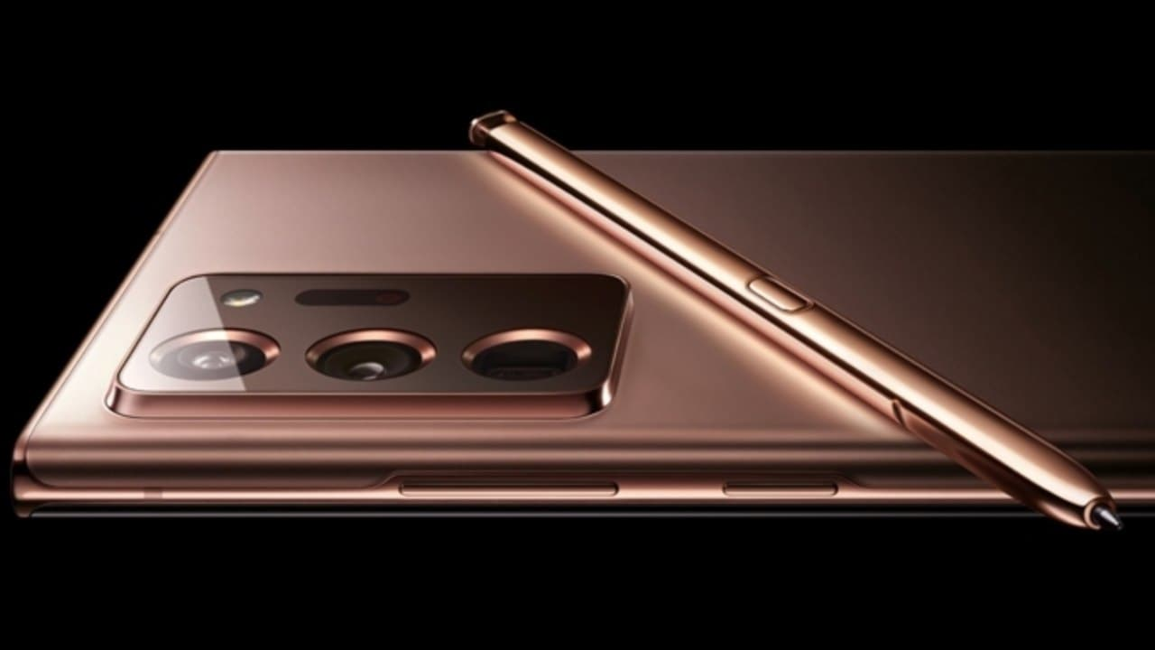 Samsung Galaxy Note 20 Ultra in its 'Mystic Bronze' avatar leaked ahead of launch- Technology News, Firstpost 1