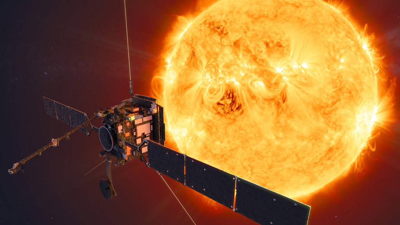 NASA-ESA Solar Orbiter mission spots 'campfires' in closest images ever taken of the Sun- Technology News, Firstpost