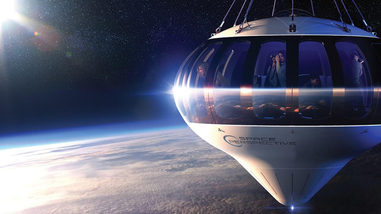 Balloon ride to space? Florida-based company plans to send passengers and payloads to edge of space in a balloon- Technology News, Gadget Clock 12