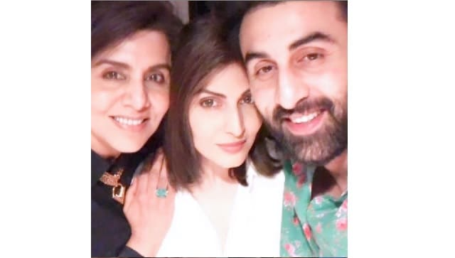 On Neetu Kapoor's birthday, daughter Riddhima Sahni hosts dinner party, shares pictures on Instagram 11