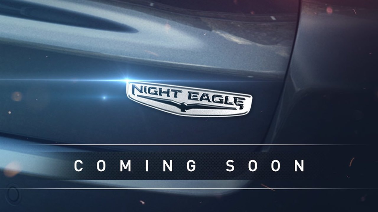 Jeep Compass Night Eagle SUV teased, expected to launch in India soon- Technology News, Firstpost