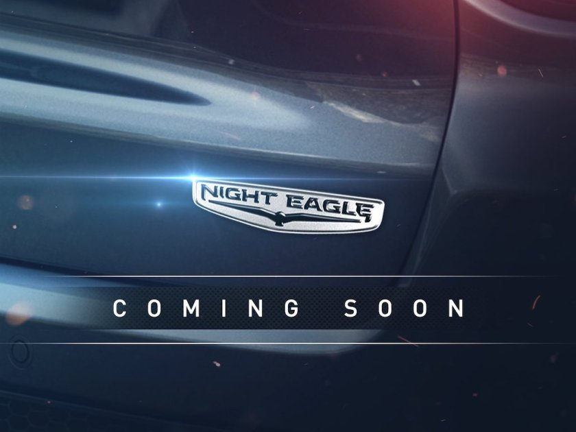Jeep Compass Night Eagle SUV teased, expected to launch in India soon