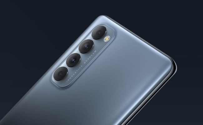 Oppo Reno 4 Pro With 48 Mp Quad Rear Camera Setup Goes On