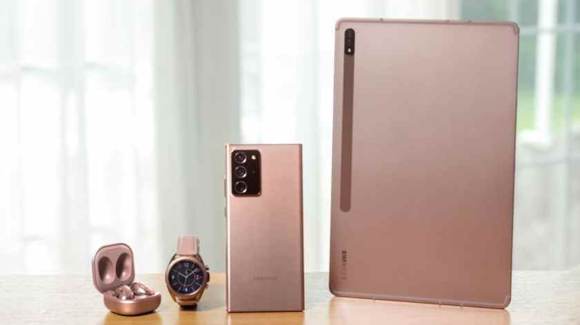 Samsung Galaxy Note 20 series, Galaxy Z Fold 2, Galaxy Watch 3, Galaxy Buds Live, Galaxy Tab S7 series launched
