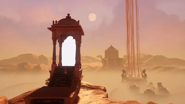 Screengrab from Raji: An Ancient Epic