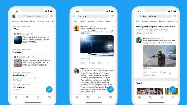 Twitter will now tell you why a topic is trending; the update is now live on iOS and Android
