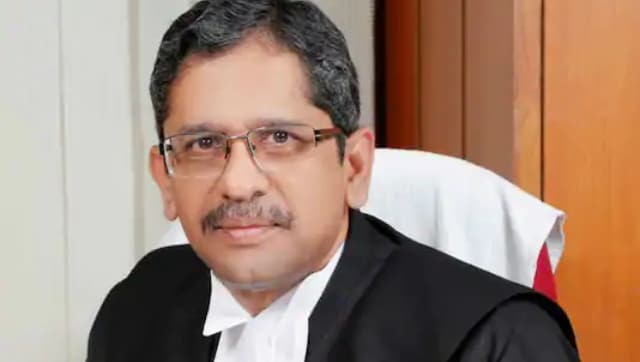 In letter to CJI, Jagan Mohan Reddy accuses Justice NV Ramana of trying to destabilise Andhra Pradesh govt - India News , Firstpost