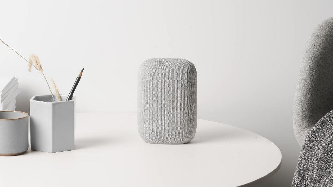 Google launches Nest Audio smart speakers with new design and improved bass