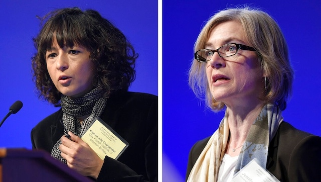 Nobel Prize in chemistry awarded to Emmanuelle Charpentier and Jennifer Doudna for work on CRISPR gene editing- Technology News, Gadgetclock