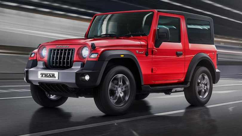 Mahindra Thar 2020 launched in India at a starting price of Rs 9.80 lakh: All you need to know