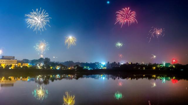NGT bans firecrackers during Diwali in India due to the health risks with COVID-19 and air pollution
