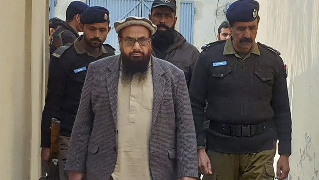 Pakistan court sentences two more aides of Hafiz Saeed in terror financing case