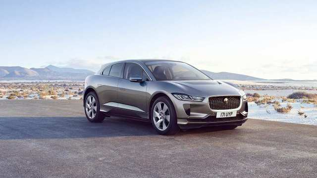 Jaguar I-Pace electric SUV pre-bookings are now open in India; deliveries to begin in March 2021