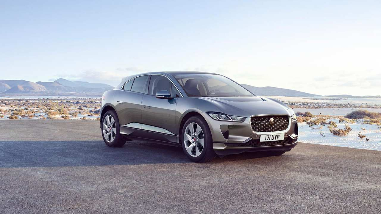 Jaguar I-Pace electric SUV pre-bookings are now open in India; deliveries to begin in March 2021- Technology News, Gadgetclock