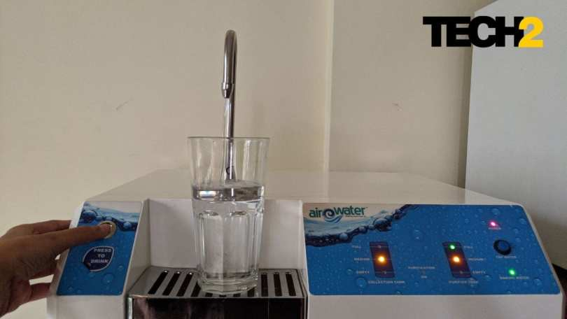 Airowater Dewpoint Water Generator Review: Beats a water purifier, but not a drinking water fix for everybody