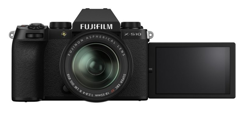 Fujifilm launches X-S10 mirrorless camera in India with auto mode that adjusts settings automatically