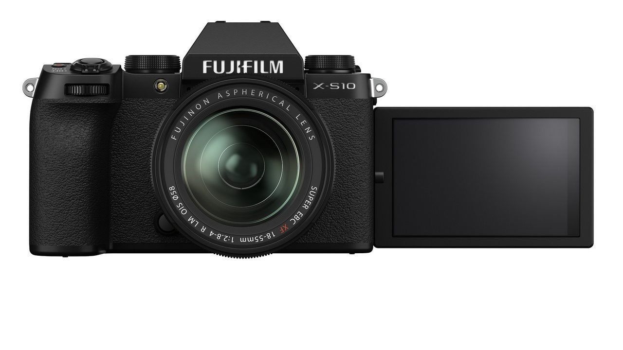 Fujifilm launches X-S10 mirrorless camera in India with auto mode that adjusts settings automatically- Technology News, Gadgetclock