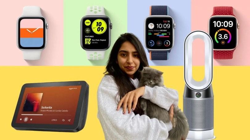 Tech that got me through 2020 feat. Amazon Echo Show 8, Apple Watch SE, Dyson Pure Hot + Cool- Technology News, Gadgetclock