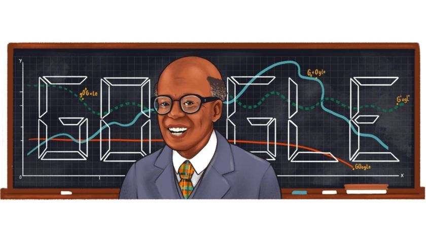 Nobel Laureate Sir W Arthur Lewis celebrated in todays Google doodle