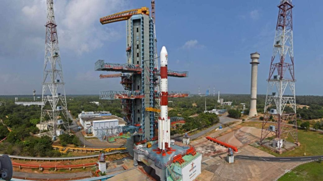 ISRO successfully launches its 42nd communication satellite aboard PSLV rocket