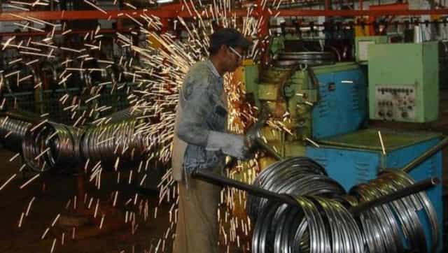 India manufacturing PMI falls marginally in February to 57.5 from 57.7 in January