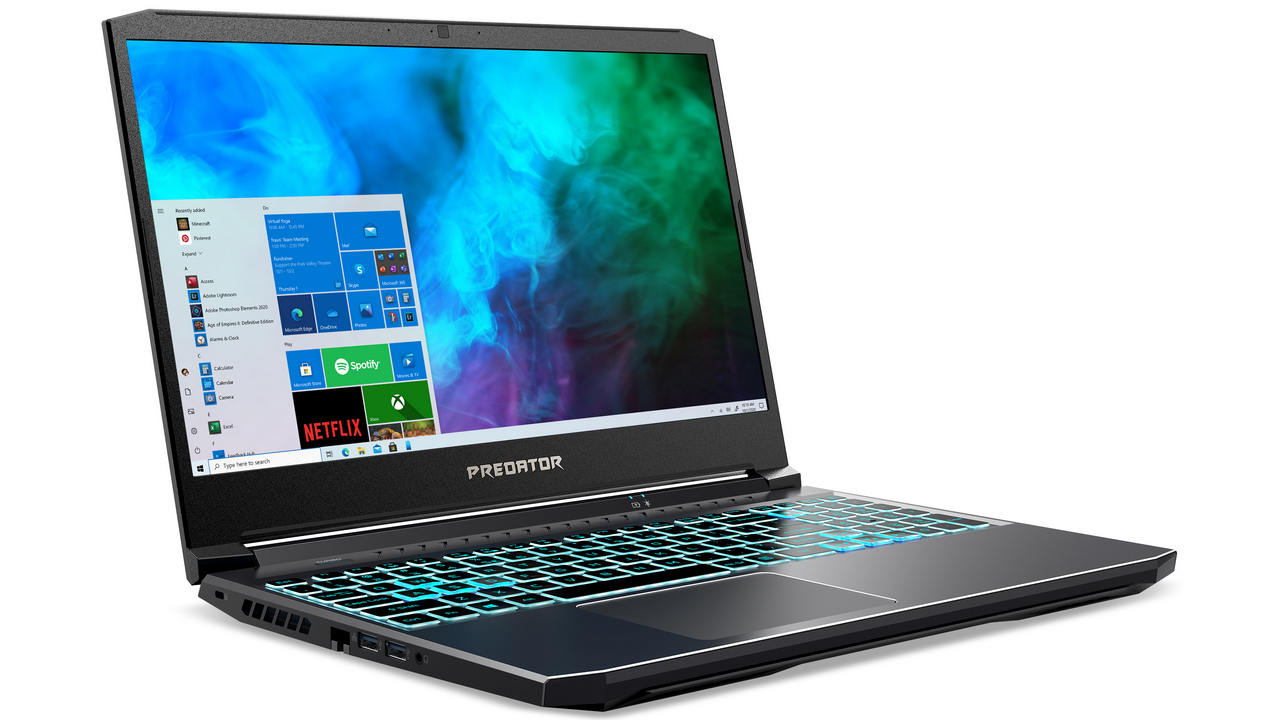 Acer updates Predator Triton 300 SE, Acer Nitro 5 with 11th Gen Intel Core H35 series Special Edition processors- Technology News, Gadgetclock