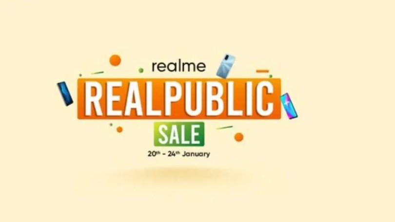 Realme RealPublic sale: Best deals on Realme X3, Realme X50 Pro, Smart TVs and more