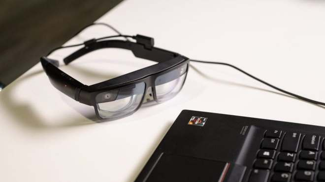 Lenovo launches ThinkReality A3 AR glasses with 1080p displays that let you work on multiple screens simultaneously- Technology News, Gadgetclock