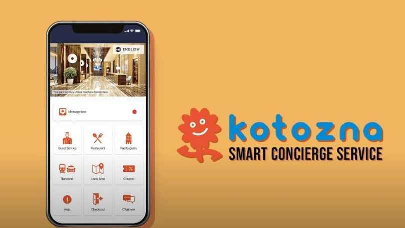 CES 2021: Kotozna In-room, a smart concierge service that helps users order food, book cab and more by translating into 109 languages, launched