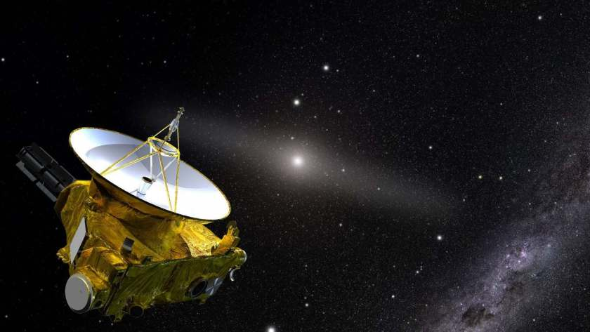 Scientists use New Horizon to find number of galaxies from glow of the universe